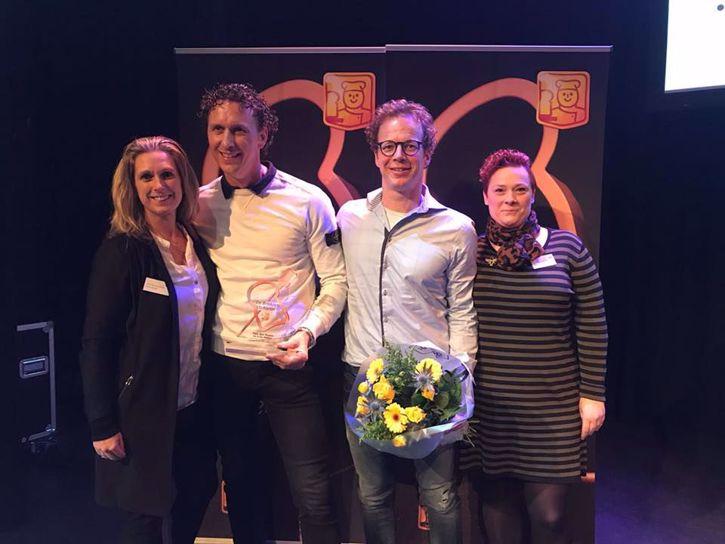 Van der Steen wint Bronzen Schieter 2018