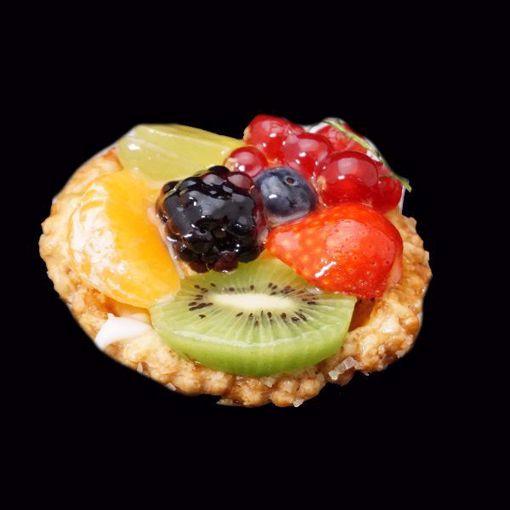 Afbeelding van Vruchten vlaaitje 1pers