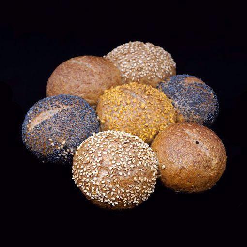 Afbeelding van Breekbrood bruin gesorteerd