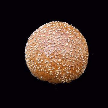 Afbeeldingen van Hard broodje zaad