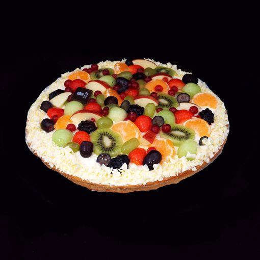 Afbeelding van Vruchten vlaai