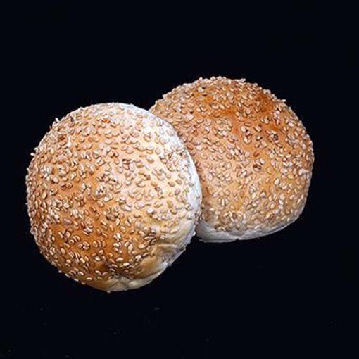 Afbeelding van Hamburgerbroodje mini