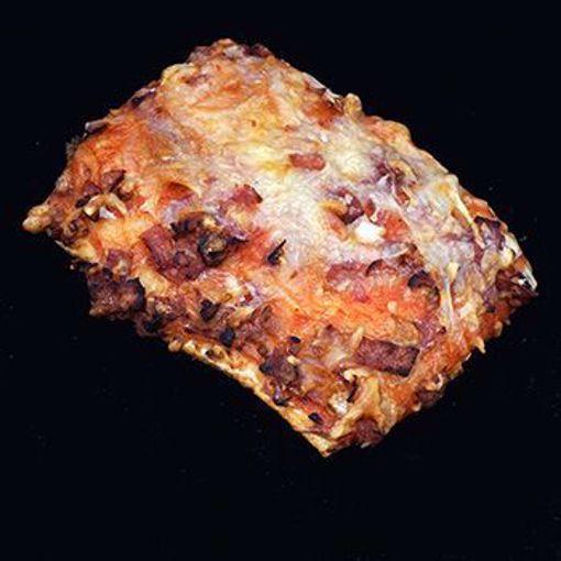 Afbeelding van Pizza ham salami