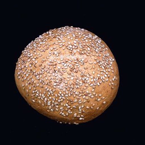 Afbeelding van Hard broodje sesam