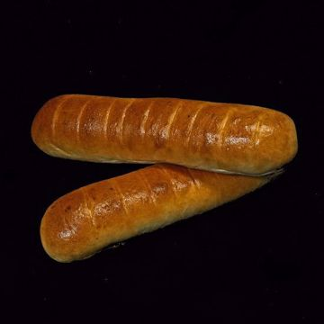 Afbeeldingen van Worstenbrood Vegetarisch